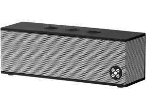Moki ACCBBXB BassBox Portable Bluetooth Speaker with Microphone - Black