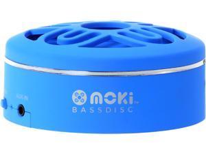 Moki BassDisc - Blue ACCBDSCBL