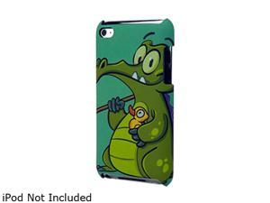 Disney Soft Touch Hard Case for iPod Touch 4G - Where's My Water - Swampy Bath IP-1591