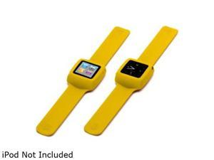 Griffin Slap Flexible wristband for iPod nano (Yellow) GB02196