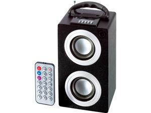 Craig Digital Bluetooth Mini Tower with USB/SD Slot - CR4189BT