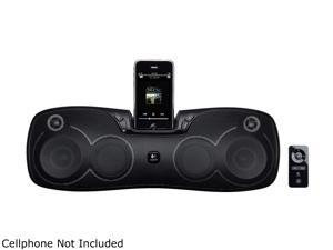 Logitech S715i Rechargeable Speaker Portable Speakers for iPod and iPhone