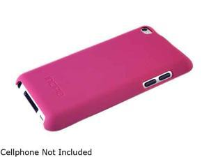 Matte Pink Hard Shell Case For iPod touch 4G
