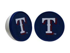 IHIP MLV4000TX Texas Rangers Speaker Set 2pc Fb Mlb Logo