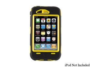 OtterBox Black/Yellow Defender Case For iPhone 3G 1942-05.5