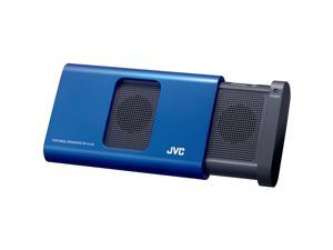 JVC  Portable Speaker System (Blue) SP-A130A
