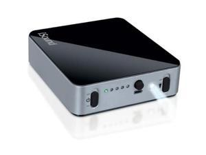 i.Sound Black/Silver Portable Power - 8000mAh DGIPAD-4543