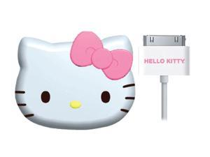 Sakar Hello Kitty Molded iPod/iPhone/iPad Wall Charger HK-10487C-IPD