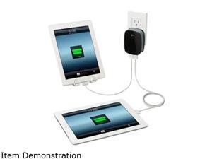 Kanex DoubleUp Dual USB Charger for iPad, Phone & iPod SYD2PTB
