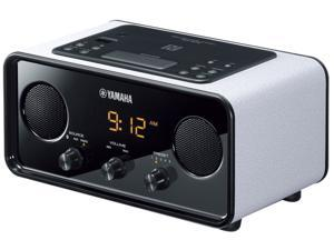 YAMAHA Bluetooth Desktop Clock-radio/alarm System TSX-B72WH