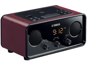 YAMAHA Bluetooth Desktop Clock-radio/alarm System TSX-B72DR