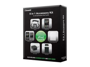 i.Sound 9 In 1 Accessory Kit For iPod Touch 2nd Gen DGIPOD-1401