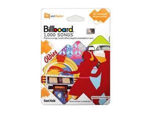 SanDisk slotRadio (1000 Songs) Oldies Card