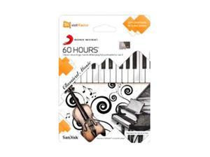 SanDisk slotRadio (60 Hours) Classical Music Card