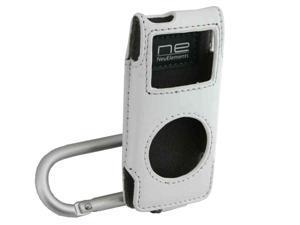 Carabiner Case for iPod nano, White