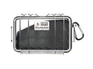Pelican Micro Case with Black Liner (Black) 1040-025-100