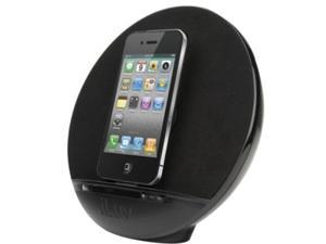 iLuv iMM289BLK Stereo Speaker Dock for iPod and iPhone - Black