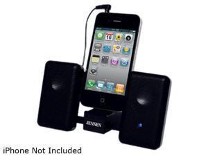 JENSEN SMPS-225 Portable Stereo Speaker System