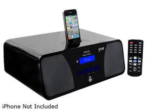 PYLE iPod/iPhone Alarm Clock Radio PHSCI20B