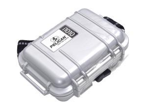 Pelican Silver i1010 Micro Case for iPod shuffle, nano and classic 1010-045-184