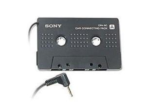 SONY Car Audio Cassette Adapter CPA-9C