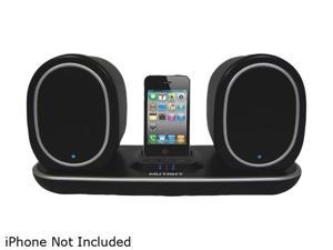 MUTANT Media Ellipse Weatherproof Rechargeable Wireless iPhone Docking Music System MIG-WS203