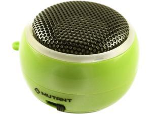 MUTANT MIG-PS1-4 Media YoYo Lime Speaker