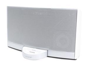 Bose® SoundDock® Portable digital music system (White)