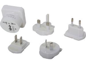 Macally USB Travel AC Charger/Universal Power Adaptor iPod, iPhone POWERPAL