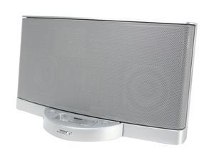Bose® SoundDock® Series II digital music system (silver)
