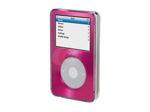 Clear Acrylic and Brushed-Metal Case For iPod