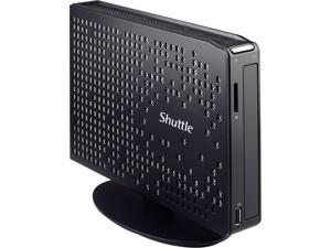 Shuttle XS35V5 Black Mini / Booksize Barebone System