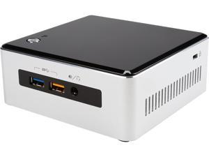 Intel NUC (Next Unit of Computing) BOXNUC5I7RYH Aluminum and Plastic Black NUC Kit (Rock Canyon)