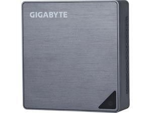 GIGABYTE BRIX GB-BSi3-6100 (rev. 1.0) Gray Mini / Booksize Barebone System