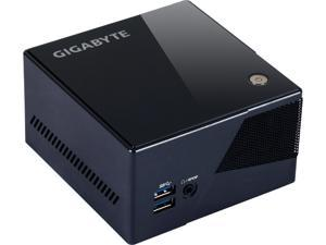 GIGABYTE GB-BXi5-4570R-BW Black BRIX Pro / Ultra Compact PC kit