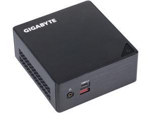 GIGABYTE BRIX GB-BSi7HA-6600 (rev. 1.0) Black Barebone Systems - Mini / Booksize