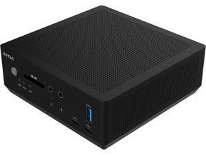 Zotac MI543 Nano ZBOX-MI543NANO-U Intel SoC Black Barebone Systems - Mini / Booksize