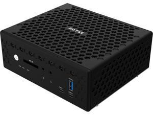 Zotac CI545 Nano ZBOX-CI545NANO-U Intel SoC Black Barebone Systems - Mini / Booksize