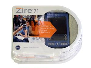 palm Zire 71 (P80720US) PDA TI Tech 144NHz 320 x 320 TFT