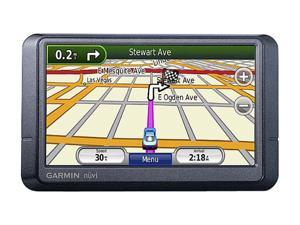 "Garmin Nuvi 255W 4.3"" GPS Navigation with Text to Speech"