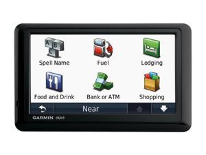 "GARMIN nuvi 1490T 5.0"" GPS W/Lifetime Traffic & Bluetooth"