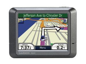 "Garmin Nuvi 255 3.5"" GPS Navigation With Lifetime Map Update"