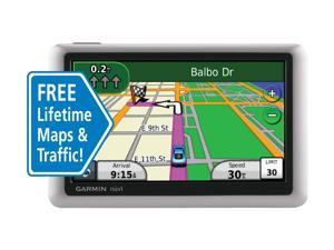 "GARMIN nüvi 1450 LMT 5.0"" GPS Navigation with Lifetime Map & Traffic Updates"