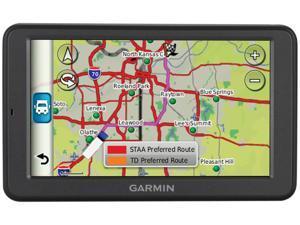 "Garmin Dezl 560LMT 5.0"" Truck GPS w/ Lifttime Map Updates & Traffice Service"