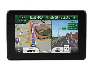 "GARMIN nuvi 3550LM 5.0"" GPS Navigation w/ Lifetime Map Update"