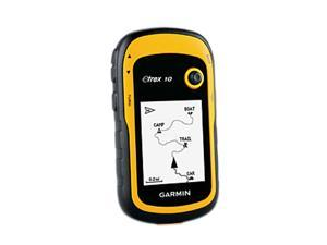 GARMIN USA 010-00970-05 ETREX 10 GPS BUNDLE