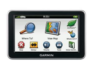 "GARMIN nuvi 2460LMT 5.0"" GPS Navigation w/ Lifetime Map & Traffic Update"