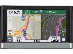 "GARMIN 5.0"" GPS Navigation w/ Lifetime Map & Traffic Update"