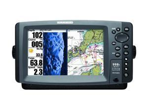 "HUMMINBIRD 998c SI Combo 8.0"" Color Fishfinder With GPS & Side Imaging"