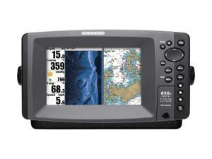 "Humminbird 898c SI Combo 7.0"" Fishfinder With GPS & Side Imaging"